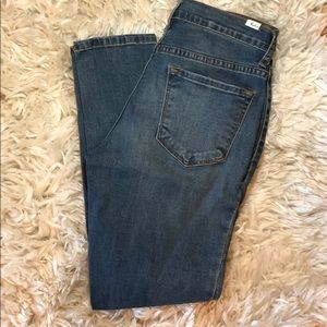 Kan Can crop jeans